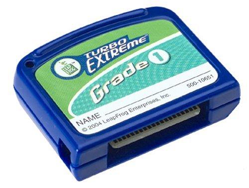 UPC 708431403192, LeapFrog: Turbo Extreme 1st Grade Cartridge