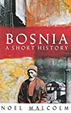 Front cover for the book Bosnia: A Short History by Noel Malcolm
