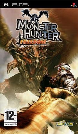 all monster hunter games for psp
