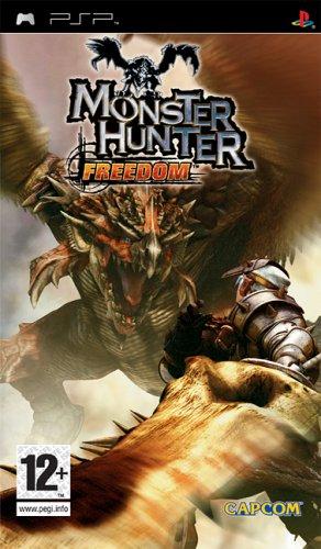 Monster Hunter: Freedom (PSP) (Psp Games Monster Hunter)