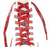 """New England Patriots Shoe Laces - 54"""""""