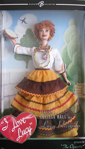 BARBIE I Love LUCY The OPERETTA DOLL Episode 38 BARBIE COLLECTOR ()