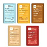 RXBAR RX Nut Butter Variety Pack, Box of 10 - Almond & Peanut