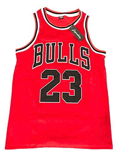 Men's Velvet Jordan Bulls 23 Jersey Limited Edition (Medium)
