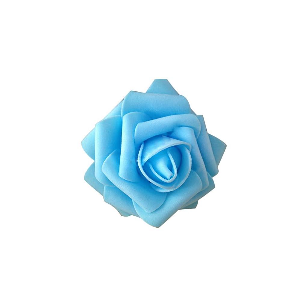 Eshock-100PCS-Artificial-Foam-Roses-Flower-Heads-Kissing-Balls-For-Wedding-7CM-Diameter-Artificial-Rose-Fake-Flower-Home-Garden-Wedding-Party-Bridal-Bouquet-Decor