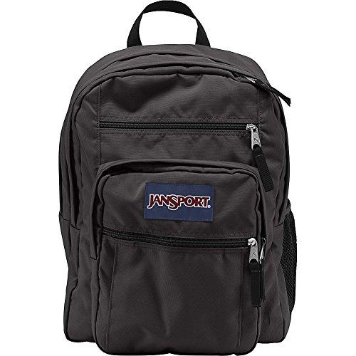 百思买 JanSport Big Student Classics Series Backpack - Forge Grey