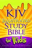 img - for [(Illustrated Study Bible for Kids-KJV )] [Author: Broadman & Holman Publishers] [Mar-2010] book / textbook / text book