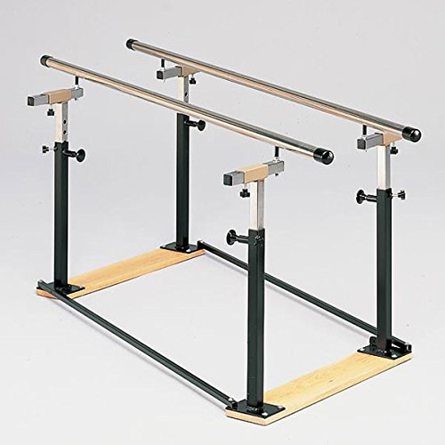 Physical Therapy Folding Parallel Bars 7'