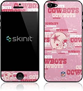 NFL - Dallas Cowboys - Dallas Cowboys - Blast Pink - iPhone 5 & 5s - Skinit Skin