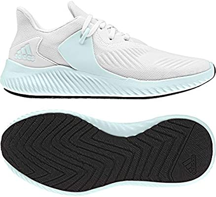 Adidas Alpha Bounce RC 2.0, Women's Running Shoes, White