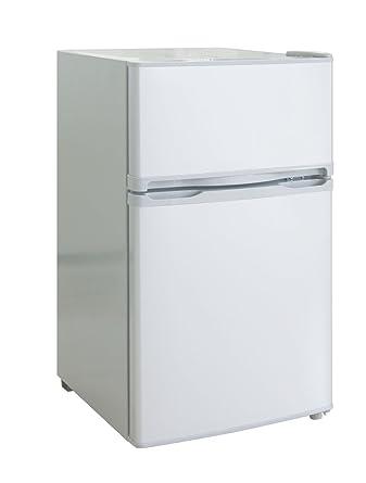 RCA-Igloo 3.2 Cubic Foot 2 Door Fridge and Freezer White
