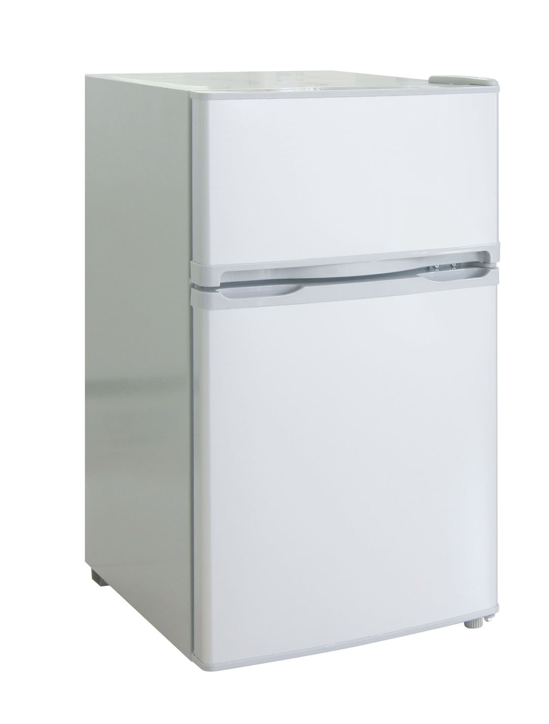RCA-Igloo 3.2 Cubic Foot 2 Door Fridge and Freezer, White by RCA
