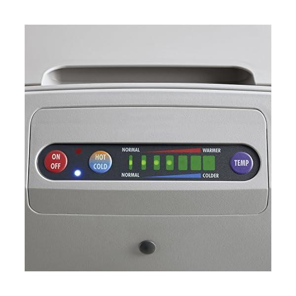 51KPddwQ16L DOMETIC TropiCool TC 21FL - tragbare elektrische Kühlbox, 20 Liter, 12/24 V DC/ 220 - 240 Volt AC für Auto, Lkw, Boot…