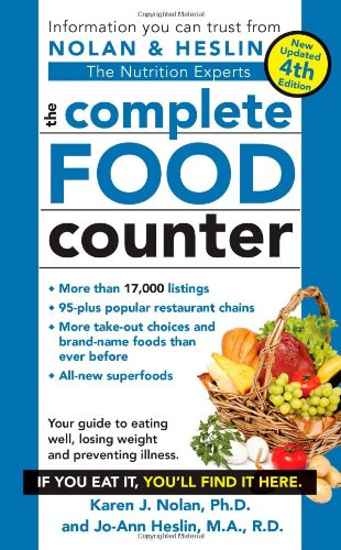 The Complete Food Counter, 4th Edition (List Of All Natural Resources On Earth)