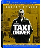 Taxi Driver (Mastered in 4K) (Single-Disc Blu-ray + UltraViolet Digital Copy) by Sony Pictures Home Entertainment