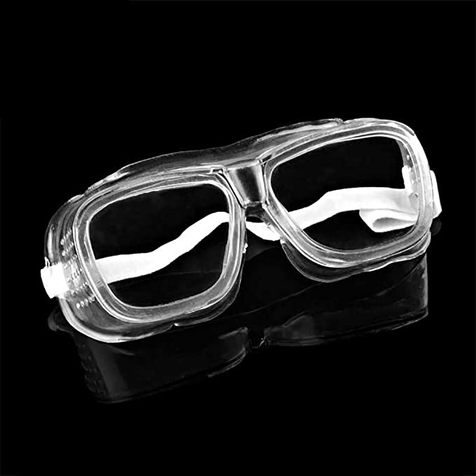 Fansport 10 Paar Schutzbrillen Anti Fog Winddichte Schutzbrille Spritzschutzbrille