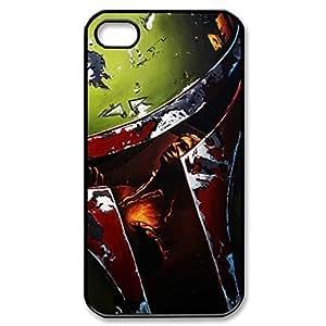 SUUER star wars soldier boba fett Custom Hard Case for iPhone 5/5s Durable Case Cover