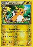 Pokemon - Raichu (28/111) - XY Furious Fists - Reverse Holo