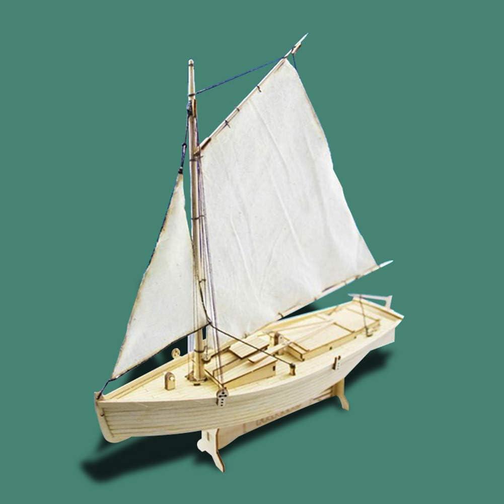 ACHICOO DIY 1:30 madera montado velero modelado juguete regalo niños