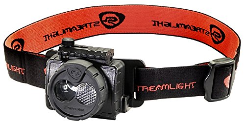Streamlight 61601 Double Clutch USB Rechargeable Headlamp, (Clutch Head)