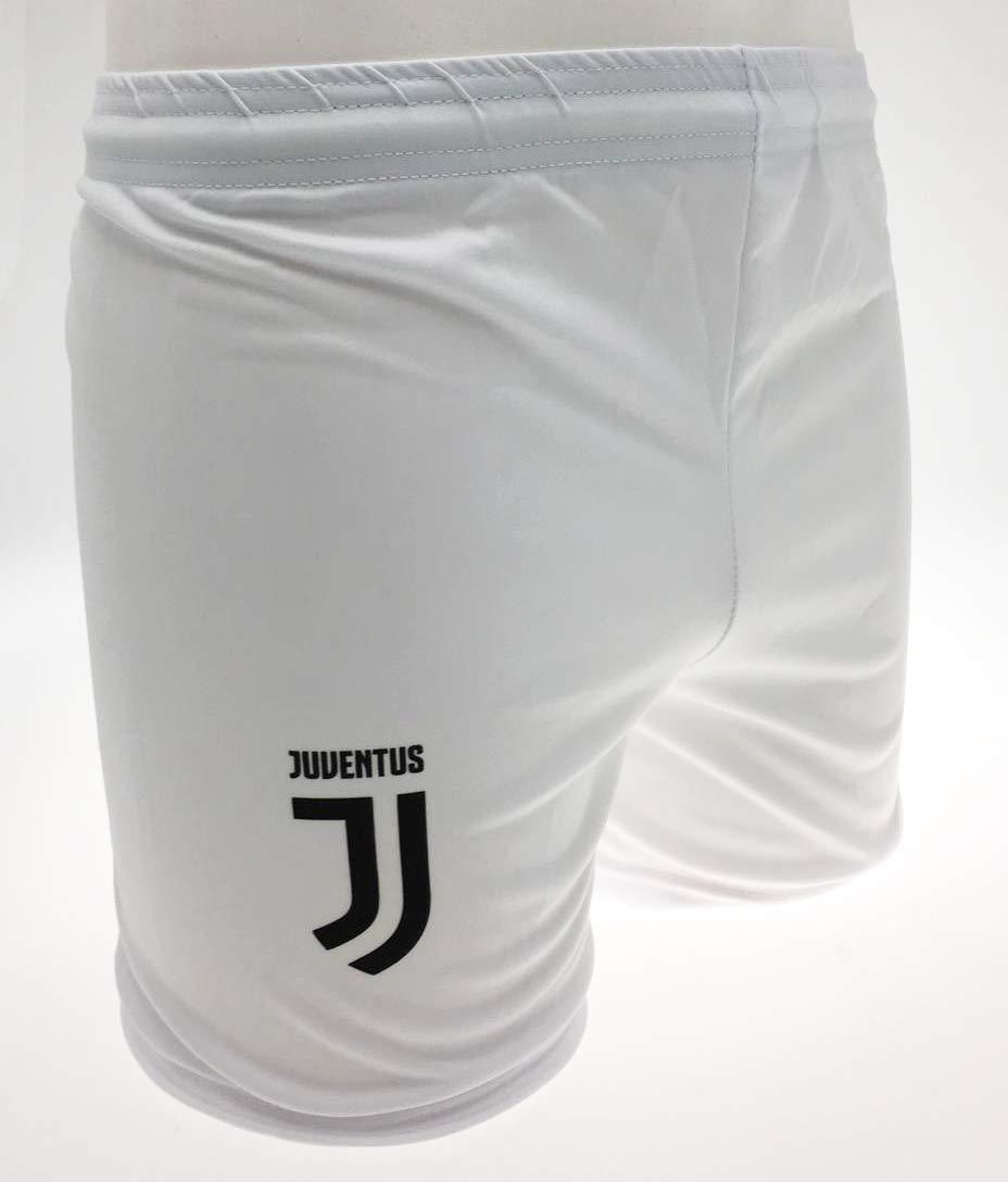 Pantaloncini Juventus Bianchi Ufficiali Home 2018 2019 adulto e bambino Perseo Trade SPA