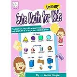 Cute math for kids : Geometry (INTERACTIVE Color Quiz E-book)
