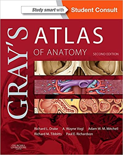 Gray\'s Atlas of Anatomy (Gray\'s Anatomy): 9781455748020: Medicine ...