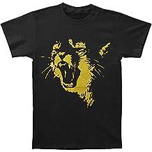 Ratatat Men's Wildcat Slim Fit T-shirt Black