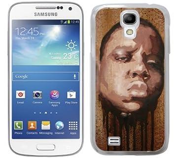 Notorious Big Biggie Carcasa rígida para Samsung Galaxy S4 ...