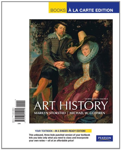 Art History, Volume 2, Books a la Carte Edition (4th...