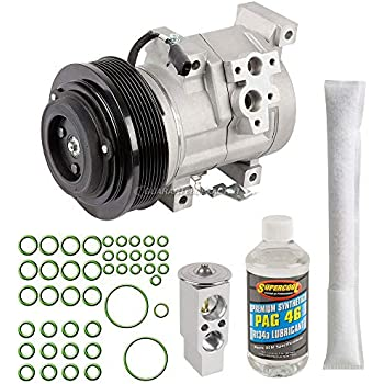 AC Compressor w/A/C Repair Kit For Toyota RAV4 2001 2002 2003 - BuyAutoParts 60-81166RK NEW