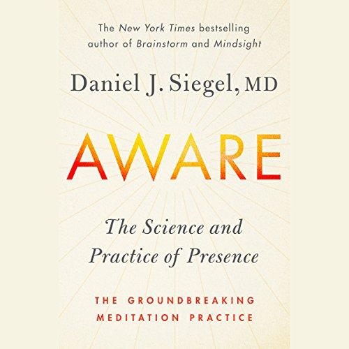 Aware: The Science and Practice of Presence-A Complete Guide to the Groundbreaking Wheel of Awareness Meditation Practice by Penguin Audio