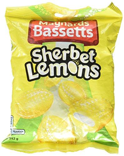 Bassetts Sherbert Lemons 192g