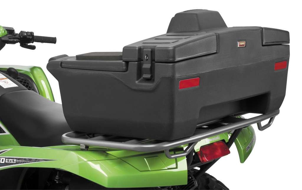 New QuadBoss Weekender ATV Trunk Rear Seat 2002-2008 Yamaha Grizzly 660