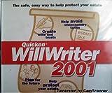 QUICKEN WILLWRITER 2001