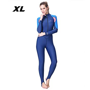 Long Sleeve Wetsuit Diving Suit One Piece Diving Suit Dive Snorkeling  Equipment Water Sports Wet Jump Suits Jumpsuit Swimwear Wetsuit for Men or  Women  ... 132653013