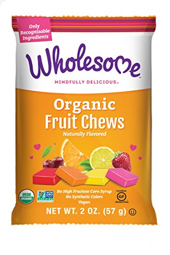 Surf Sweets Organic Fruit Slices, 10 Pound