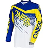 O'Neal 0008-505 Mens Element Racewear Jersey (Blue/Yellow, X-Large)