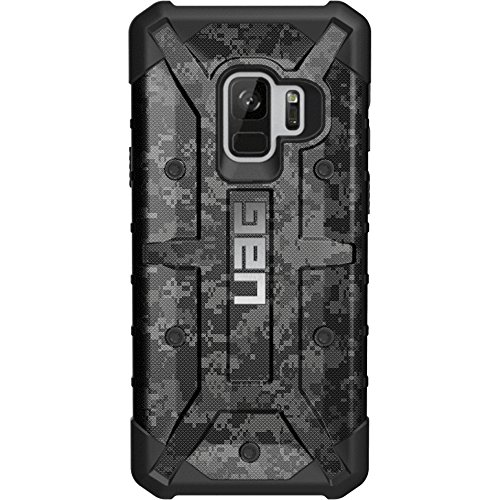 (Limited Edition - Customized Designs by Ego Tactical Over a UAG- Urban Armor Gear Case for Samsung Galaxy S9 (Standard 5.8