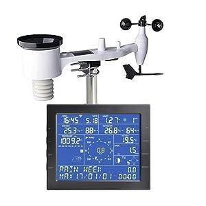 ProWeatherStation TP3000WC Professional Wireless WiFi Solar Weather Station