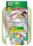 Crayola Sonic Shimmer Dry Erase Board