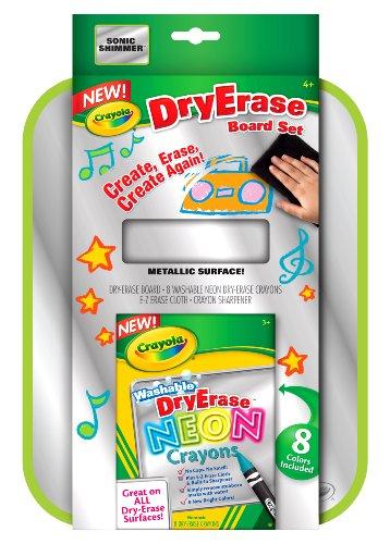 Crayola Sonic Shimmer Erase Board
