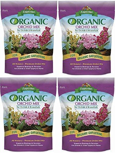 Soil Orchid Mix 4qt