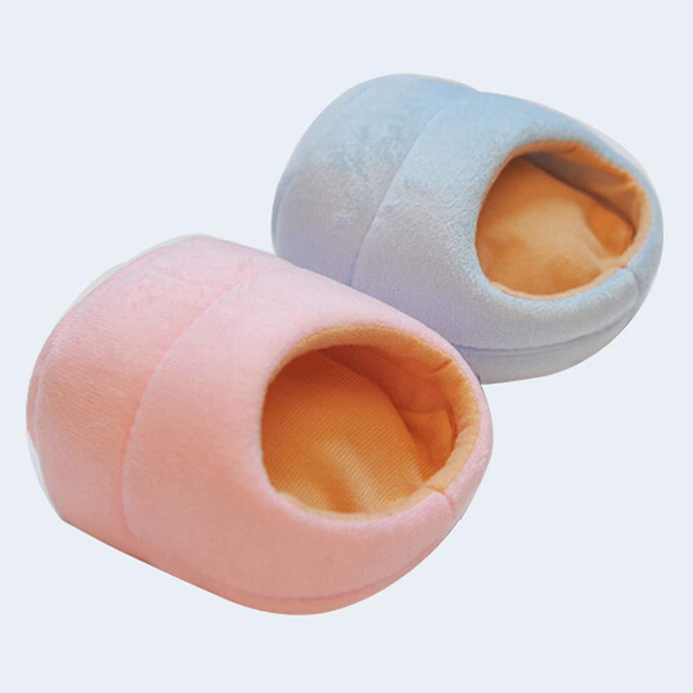 Finance Plan Slipper Shape Pet Hamster Squirrel Nest Soft Winter Fall Warm House Bed Supplies by Finance Plan (Image #8)