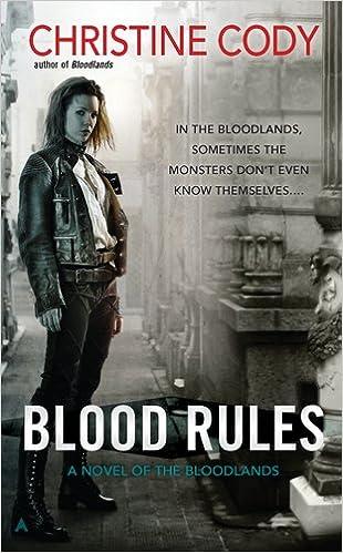 Book Blood Rules (Novel of the Bloodlands)