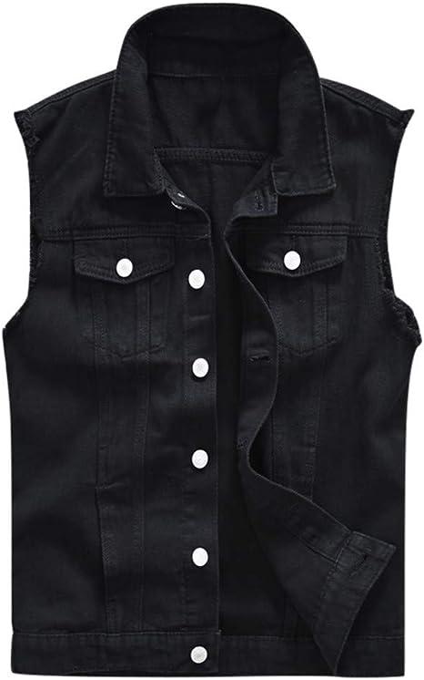 HEETEY - Jersey de punto para hombre, chaqueta de vaquero informal en blusa de hombro, suéter básico, chaqueta de punto, abrigo: Amazon.es: Ropa y accesorios