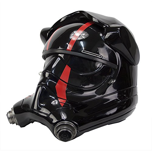 Anovos Star Wars Force Awakens First Order Special Forces TIE Pilot Helmet Accessory by Anovos