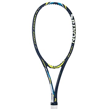 052101f6f49597 スリクソン(SRIXON) X200V SR11705YB+ミクロパワー張り上げ ダンロップ 軟式テニスラケット ソフトテニスラケット 前衛