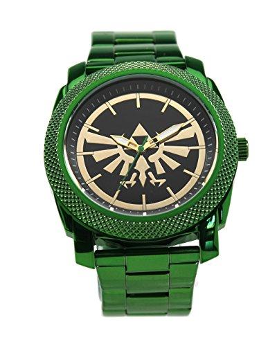 The Legend of Zelda Men's Stainless Steel Watch (GLZ8006)
