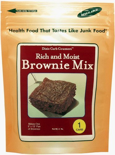 (Dixie Carb Counters One Carb Brownie Mix)
